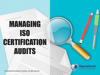 PPT: Managing ISO Certification Audits Training Presentation