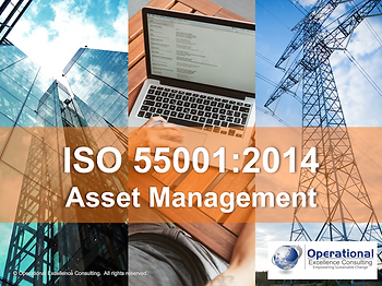 PPT: ISO 55001 (Asset Management) Awareness Training Presentation