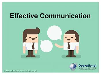 PPT: Effective Communication Training Presentation