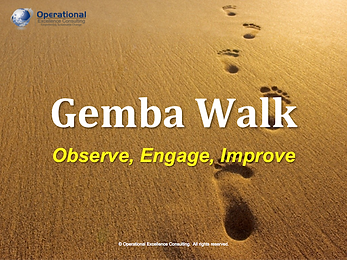 PPT: Gemba Walk Training Presentation