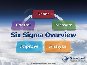 PPT: Six Sigma Overview Training Presentation