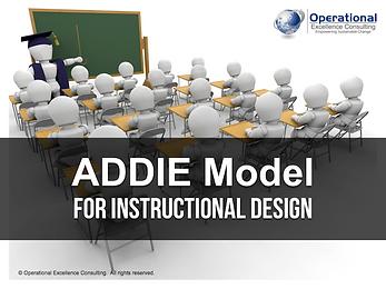 PPT: ADDIE Model Training Presentation