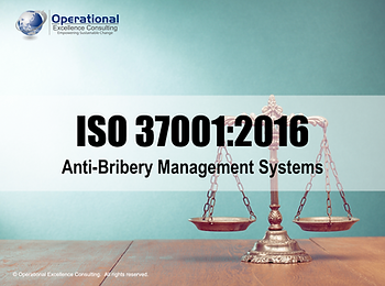 PPT: ISO 37001 (ABMS) Awareness Training Presentation