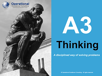 PPT: A3 Thinking Training Presentation