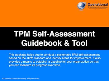 PPT: TPM Self-Assessment Guide
