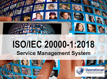 PPT: ISO/IEC 20000-1 (SMS) Awareness Training Presentation