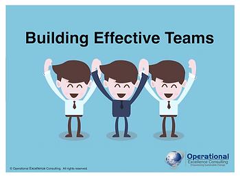PPT: Building Effective Teams Training Presentation
