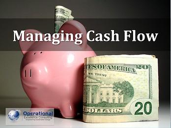 PPT: Managing Cash Flow Training Presentation