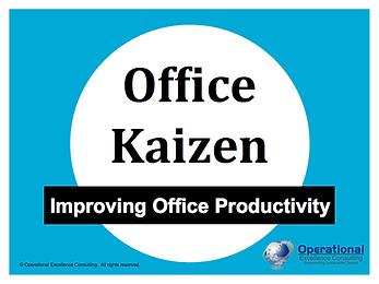 PPT: Office Kaizen Training Presentation