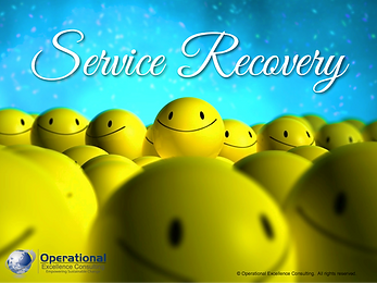 PPT: Service Recovery Training Presentation