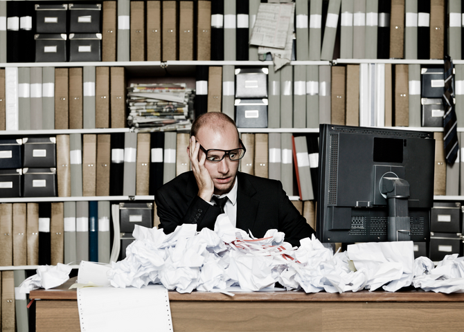 Improving Office Productivity With 5S Principles