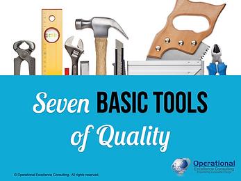 PPT: Seven Basic Quality Tools Training Presentation