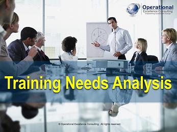 PPT: Training Needs Analysis (TNA) Training Presentation