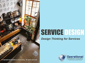 PPT: Service Design Training Presentation