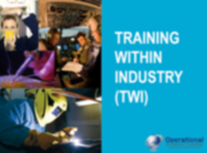 TWI training in Philippines by Operational Excellence Consulting