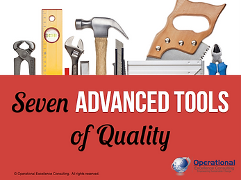 PPT: Seven Advanced Quality Tools Training Presentation