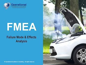 PPT: FMEA Training Presentation