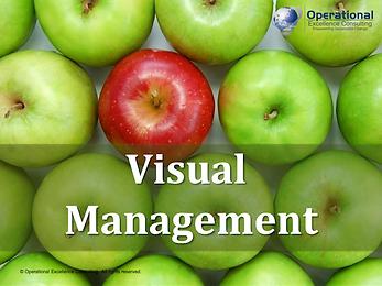 PPT: Visual Management Training Presentation