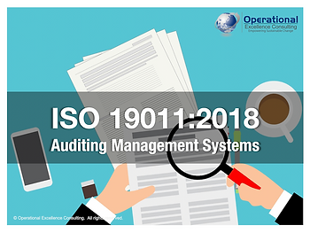 PPT: ISO 19011 (Auditing Management Systems) Training Presentation