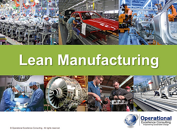 PPT: Lean Manufacturing Training Presentation