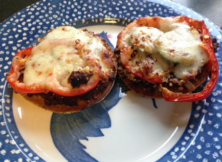 Recipe: Bagel Pizza
