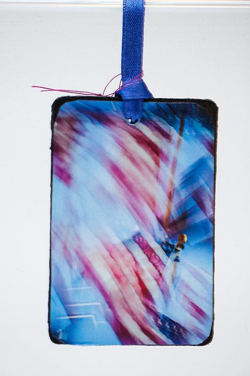 Ornament - Surreal Flag