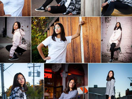 Urban, Edgy, Teen Session
