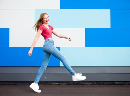 Kate's Creative Teen Model Shoot