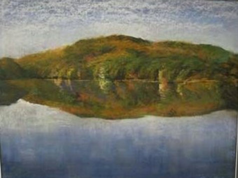 """Vermont Reflections (15""""x19"""")"""