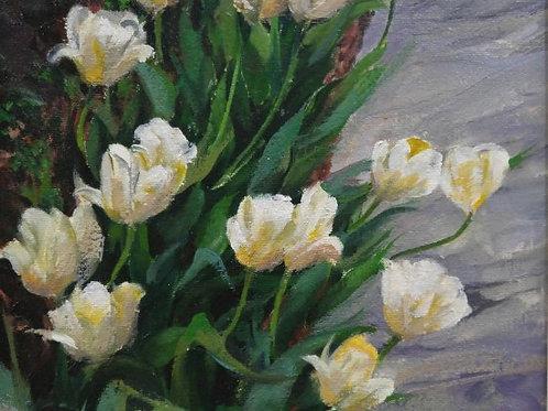 "Always Spring (14"" x 16"")"