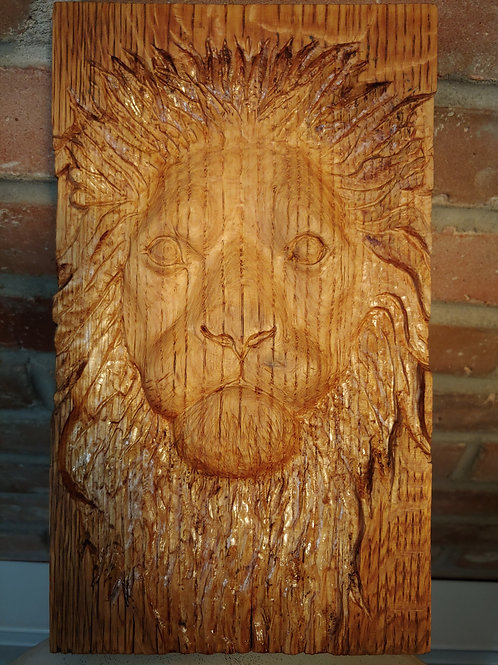 Mane Man - Oak Wood