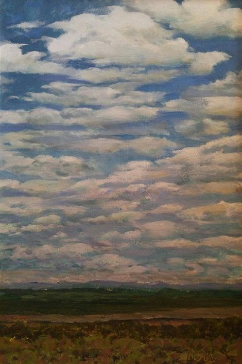 "New Mexico Sky (30"" x 20"")"