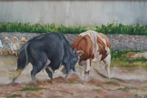 "Bunch O' Bull (7"" x 15"")"