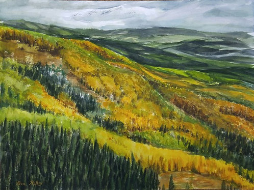 "Colorado Gold (18"" x 24"")"