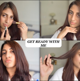 GET READY WITH ME //MY SIGNATURE NUDE MAKEUP LOOK // BEOBSESSED
