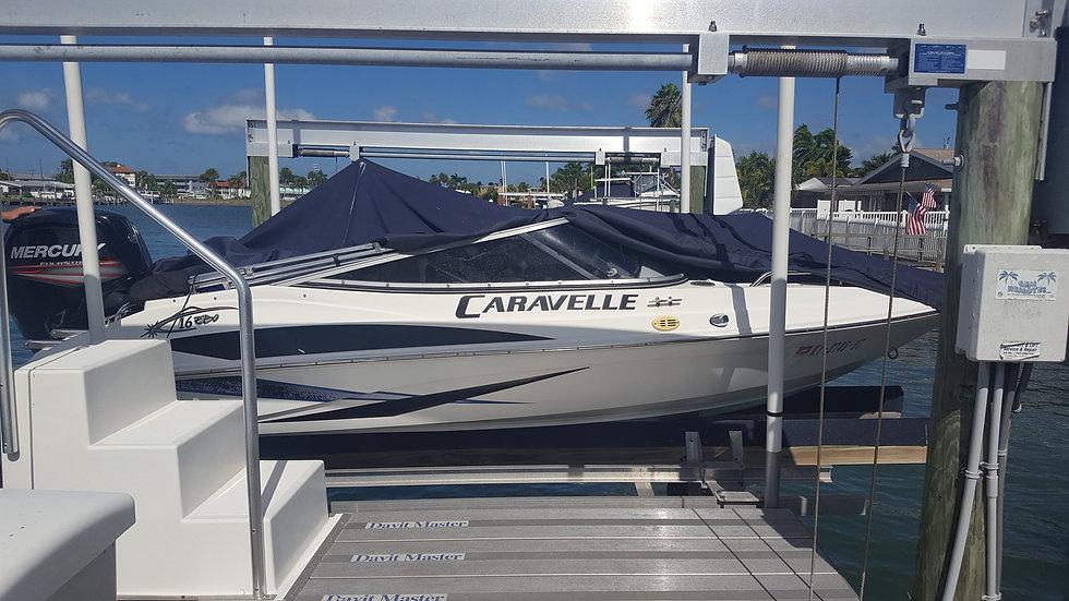 2016 Caravelle 16 EBO