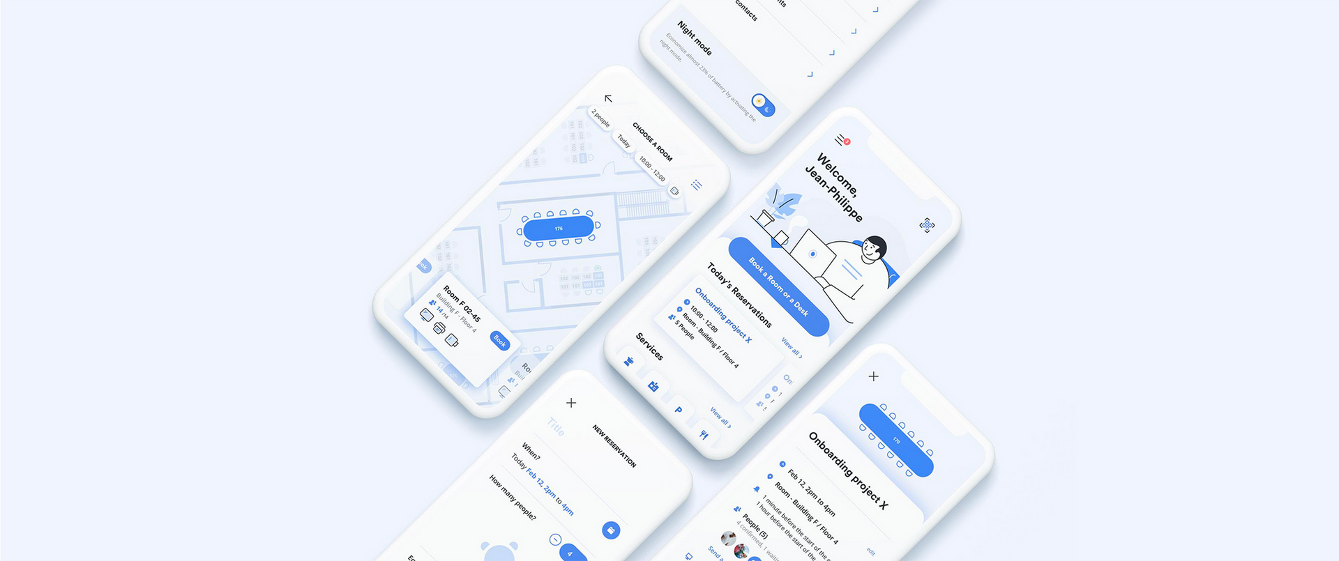 Planon Field app
