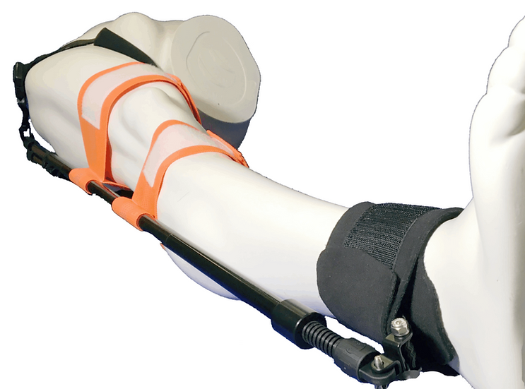 CT-7 LEG TRACTION SPLINT