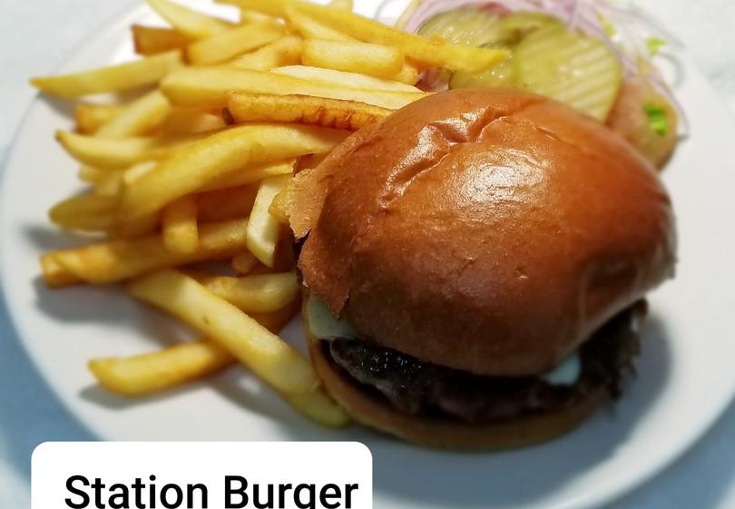 Station Burger