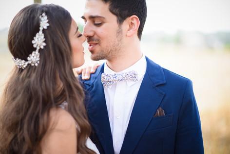 החתונה של יעל ותומר