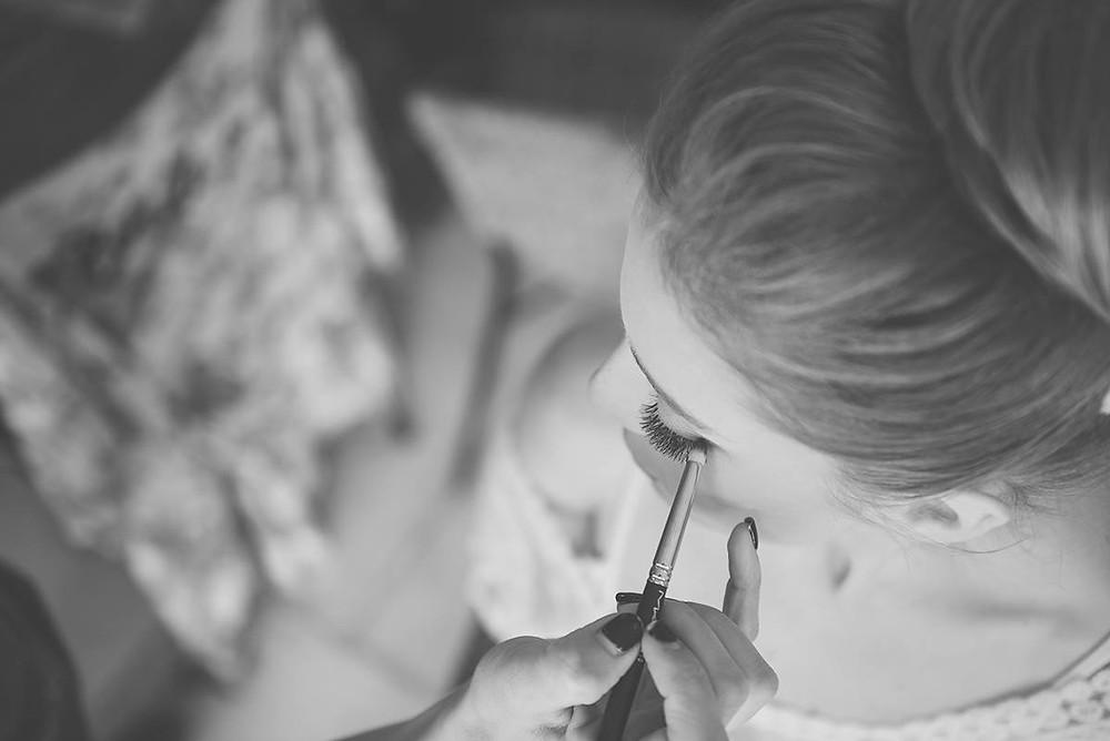 איפור ותסרוקת לכלה ליאט בן שמשון | סתיו וג'וני | צילום לוז