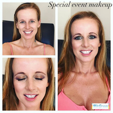 Daytime Glamour for Special Event