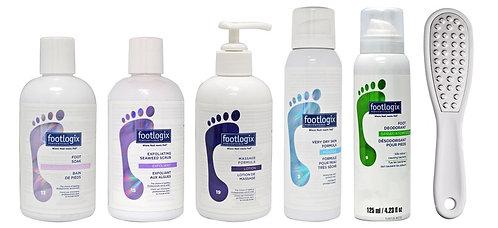 Footlogix At Home - Medi Pedi Kit