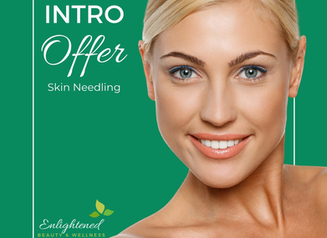 Always wanted to try skin needling? June offer!