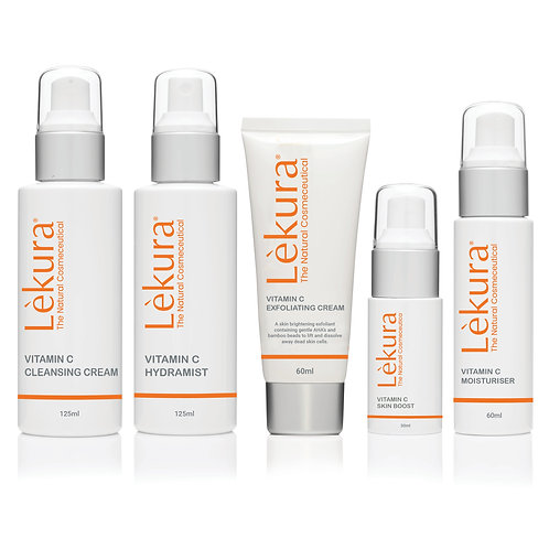 VITAMIN C SKIN KIT | Anti-ageing & Brightening for Dry and Mature Skins