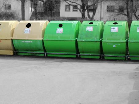 Ten Ways We've Gone Green!