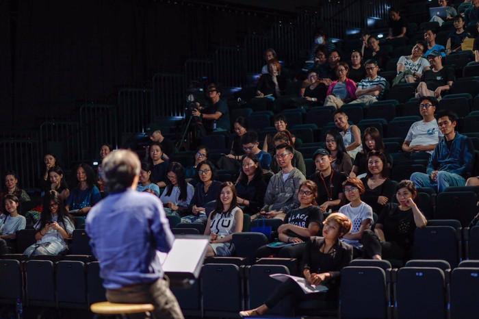 「什麼是舞台:空間就是詩」公開講座(一)---《明白不明白》