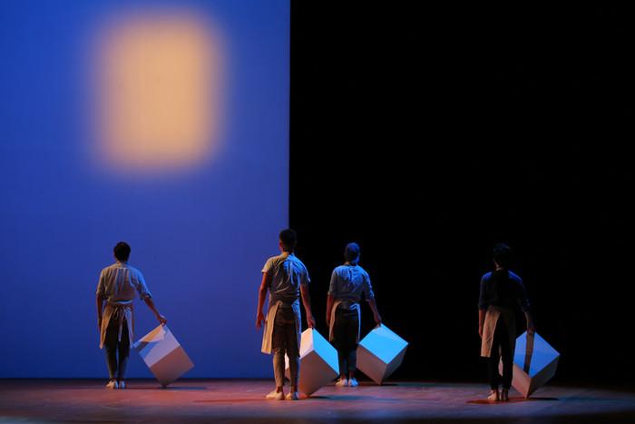 《梁祝的繼承者們》(三度公演) —— 颱風下的演出安排