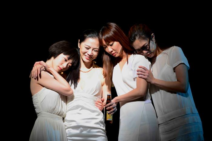 《恨嫁家族》台北跨年 恨嫁有期