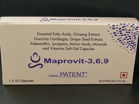 Maprovit 3,6,9: Perfect companion of your Immune system to fight Corona Virus Hit